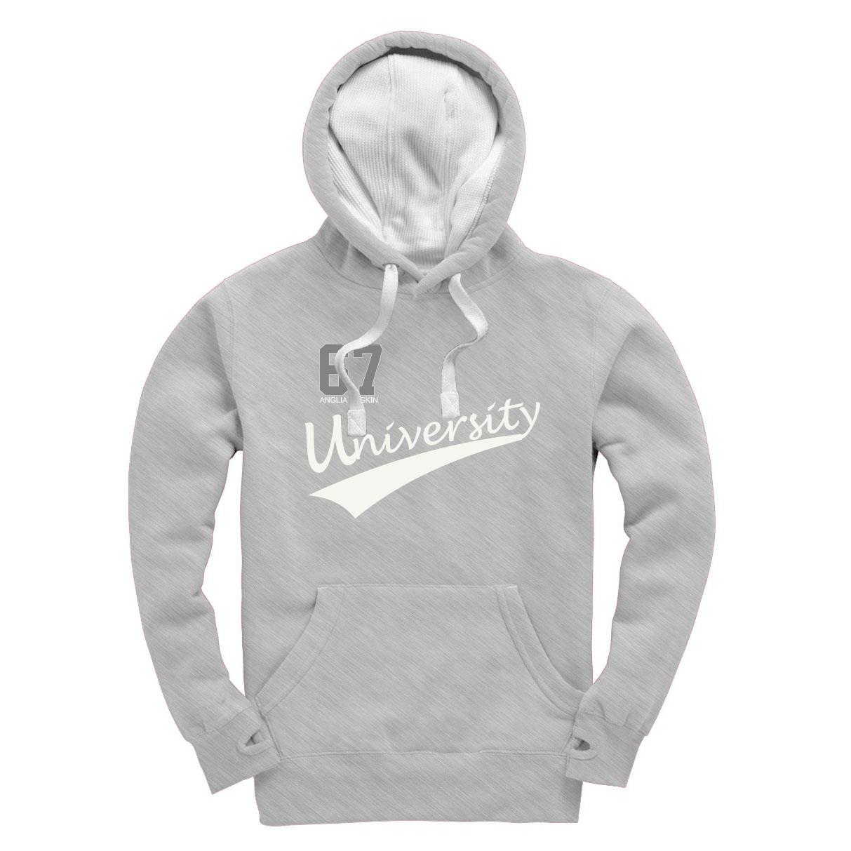 Ultra Soft Feel Hooded Top